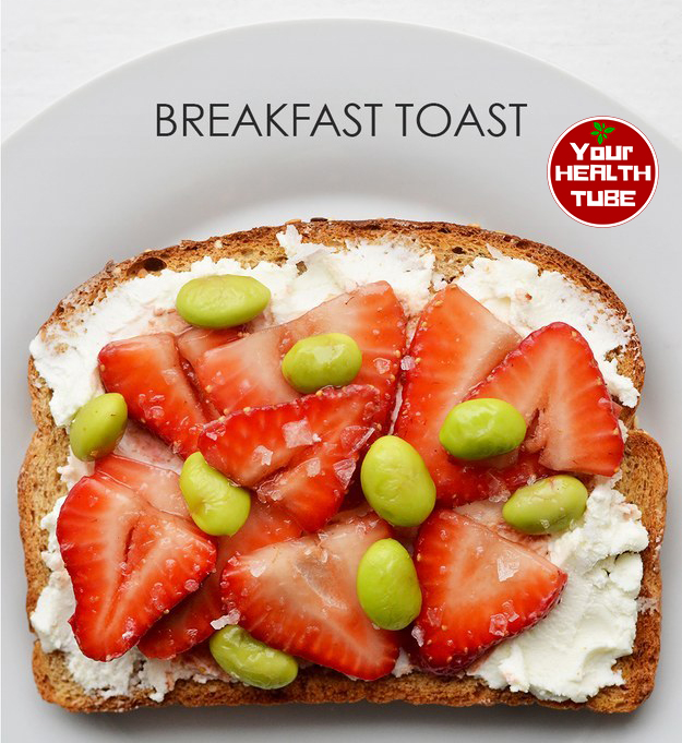 19 Energy-Boosting Breakfast Toasts