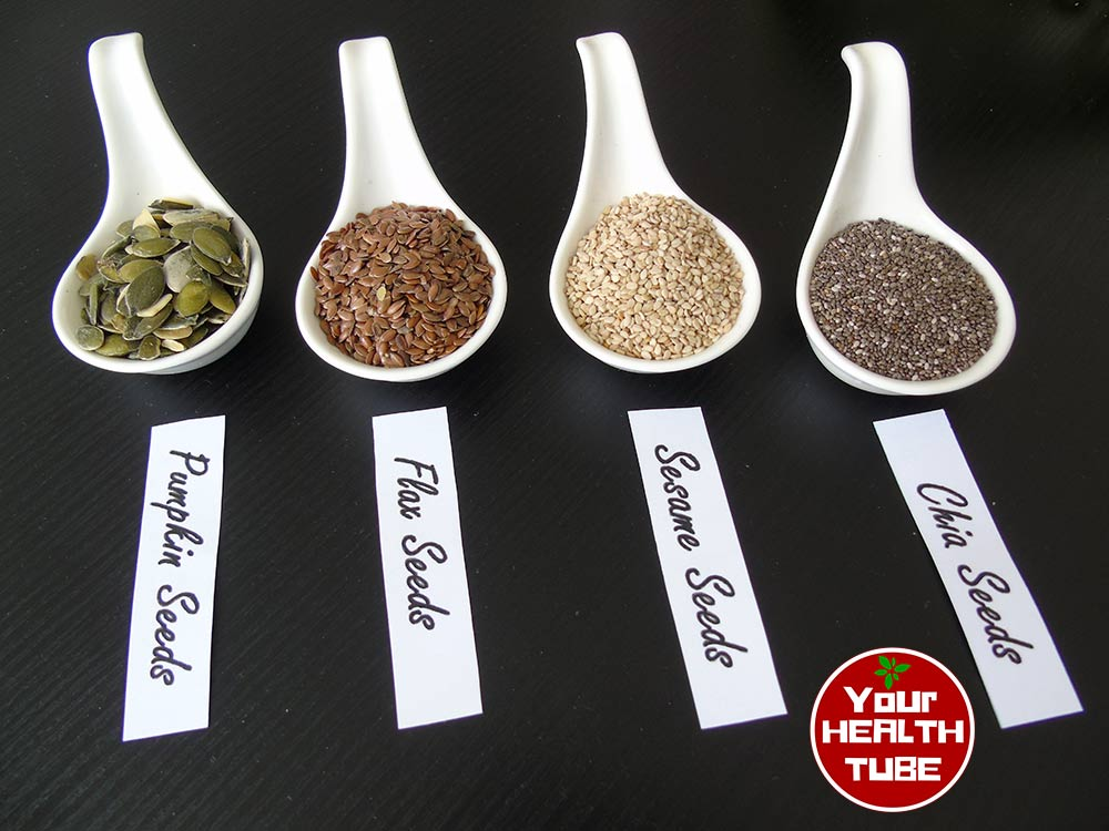 4 Seeds with Luxurious Health Benefits: Get Your Daily Dose of Luxury!