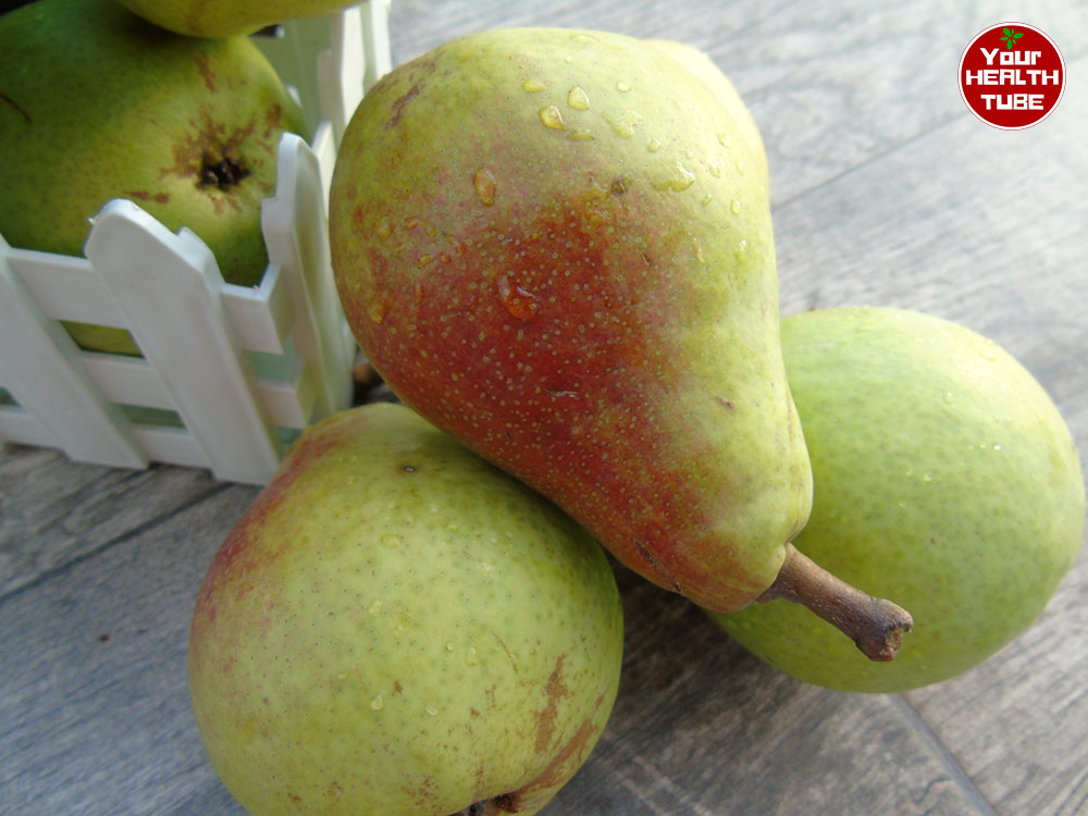 Forget Apple! Why You Should Be Eating a Pear a Day