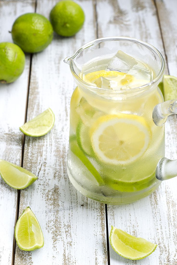 Why Lemon, Mint and Cucumber?