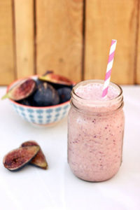 figs nutrition smoothie