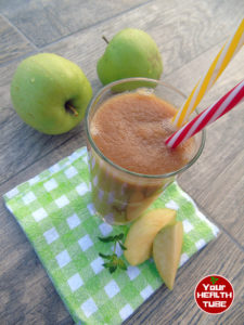 Green Apples Smoothie Recipe