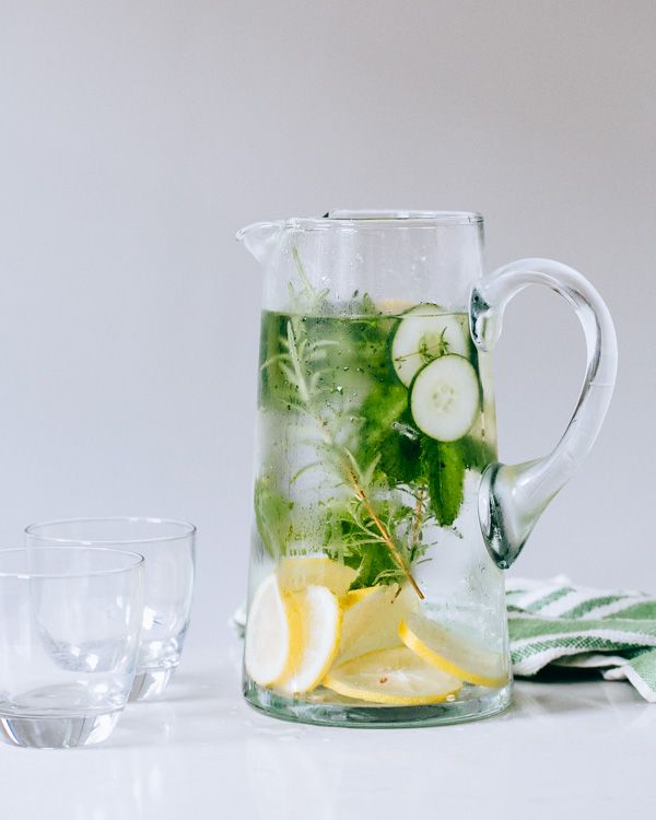12 Infused Water Ideas To Help You Hydrate