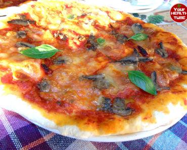 Mediterannean Gluten Free Pizza