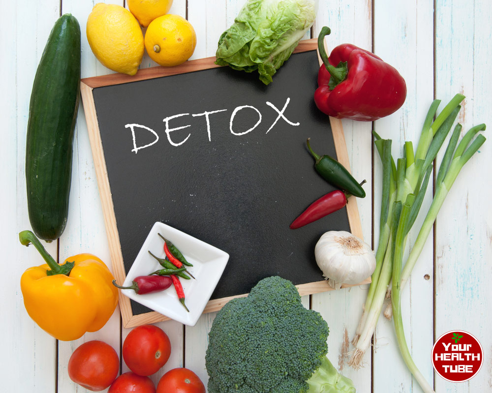 Best Detox Solutions to Strengthen Your Immune System & Lose Weight Naturally