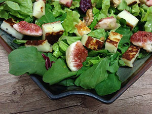 fig nutrition salad