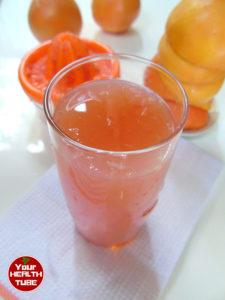 grapefruit juice detox drinks