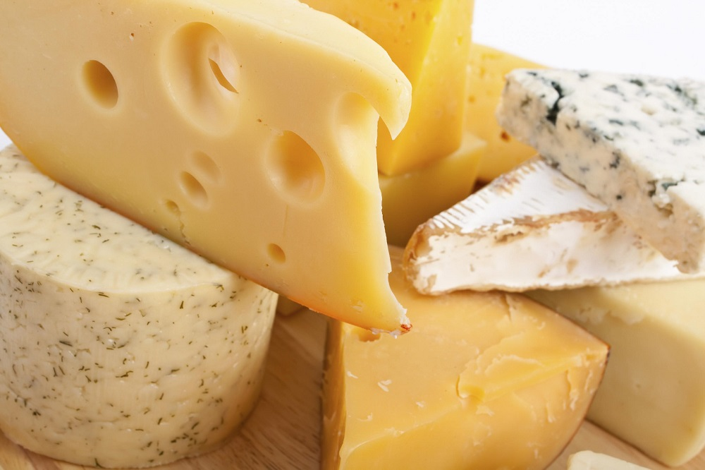 High-fat Cheese is the Secret to a Healthy Life, Say Scientists