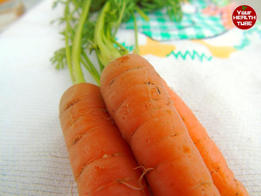 carrots benefits