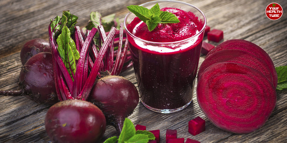 This is What Happens When You Drink Just a Quarter Cup of Beet Juice