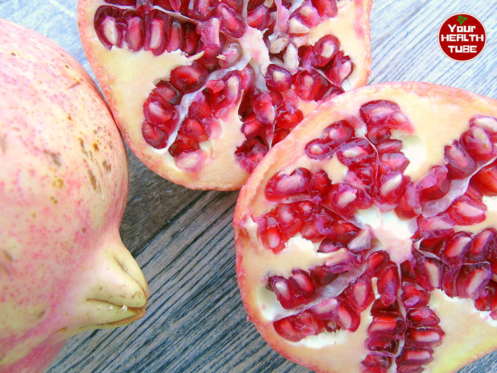 "4 Astonishing Reasons Why Pomegranate is Called the ""Fruit of Paradise"""