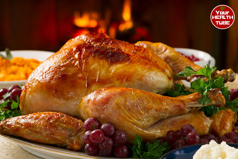 Turkey Benefits: More than Just a Holiday Feast!