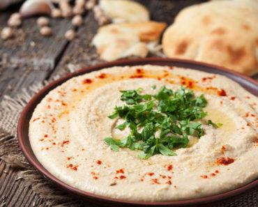 benefits of hummus